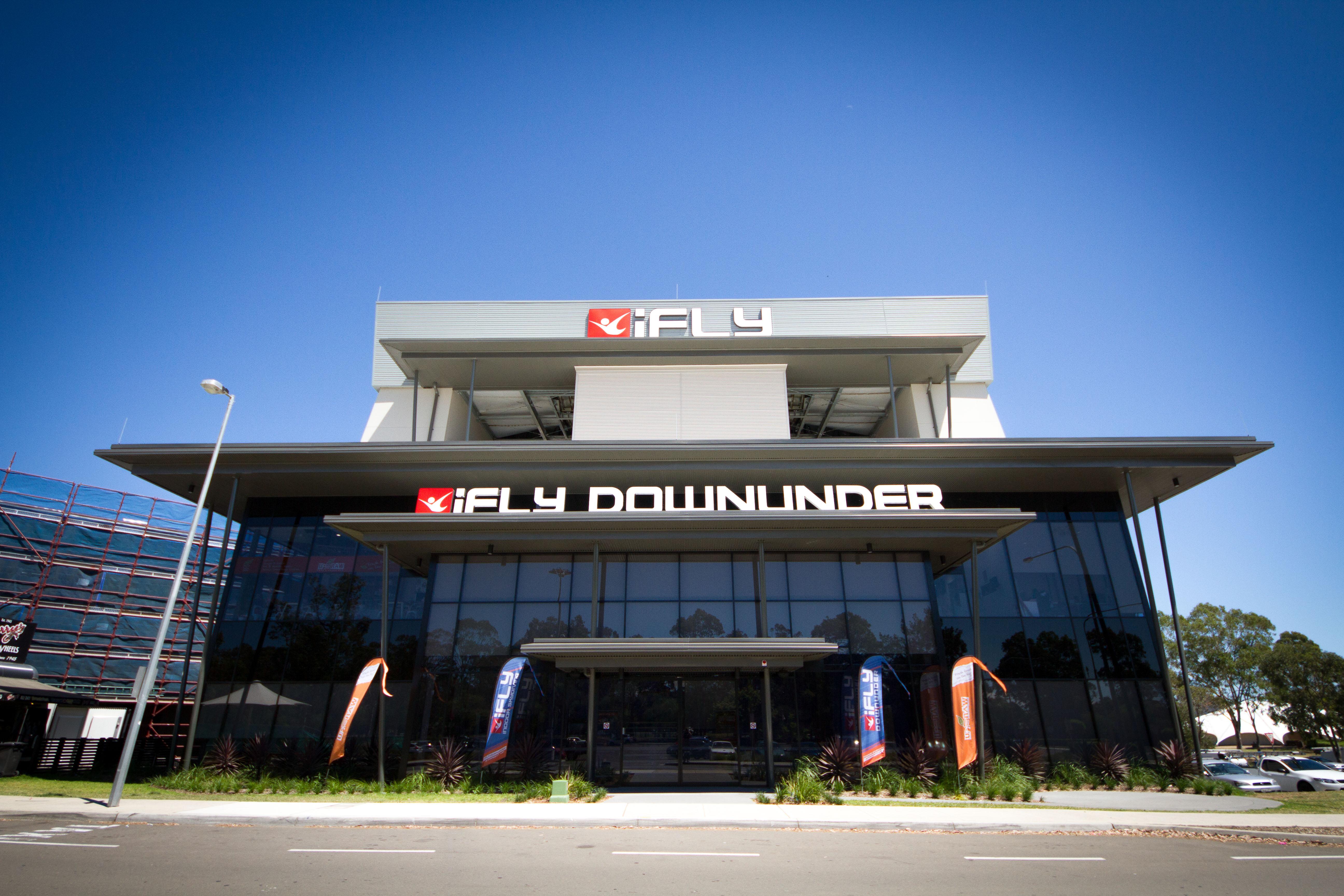 iFLY Downunder (Sydney West)