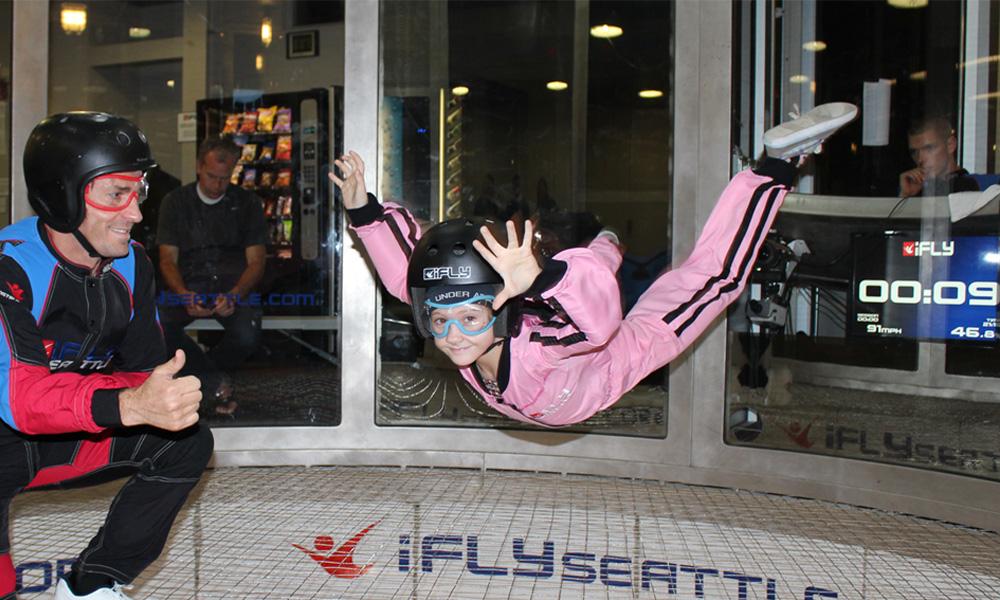 iFly Kids Indoor Skydiving