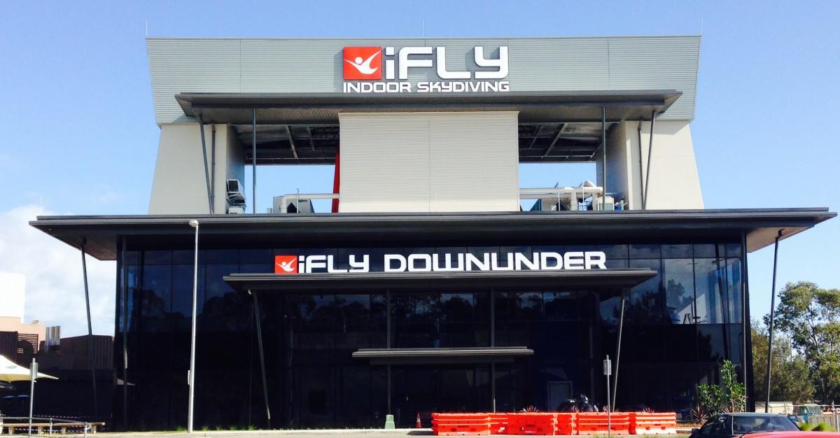iFLY Downunder Open
