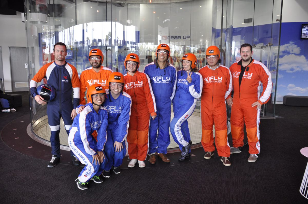 iFLY Corporate Group
